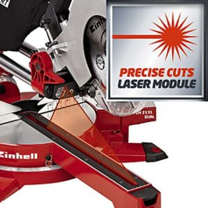 Mejor Ingletadora con laser einhell TC-SM 2131 Dual