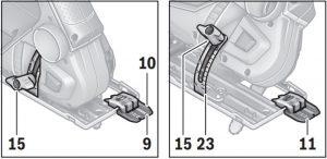 como hacer cortes a inglete con sierra nanoblade