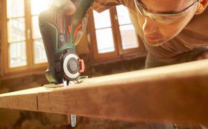 sierra para cortar madera