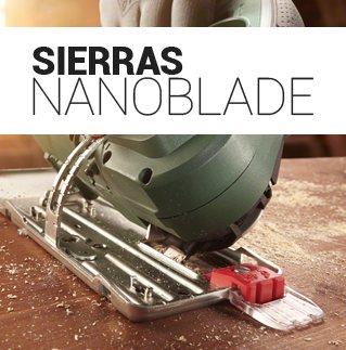 sierras nanoblade