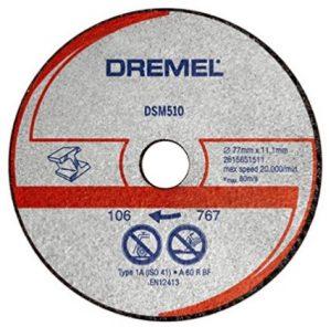 disco de corte para metal y plastico