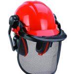 mejor casco para podar en altura