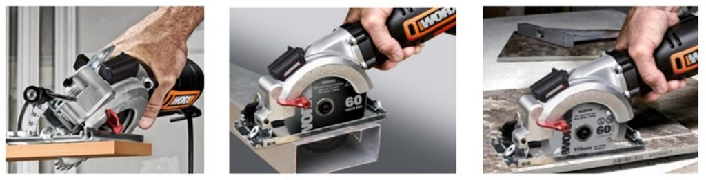 mejor mini sierra circular para madera y metal