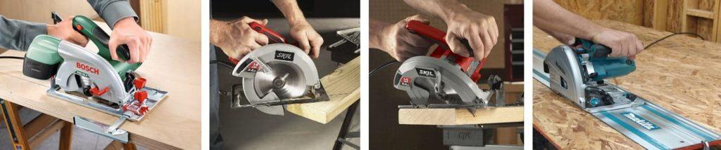 mejor sierra para cortes rectos en madera