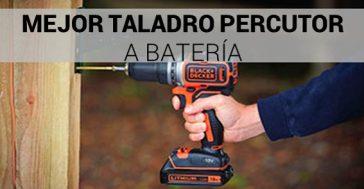 Taladro Percutor de Batería