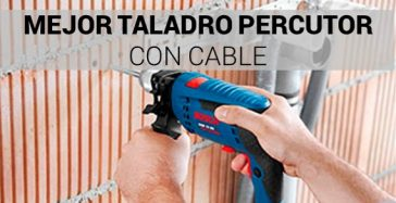 Taladro Percutor con Cable