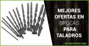 ofertas brocas para taladros