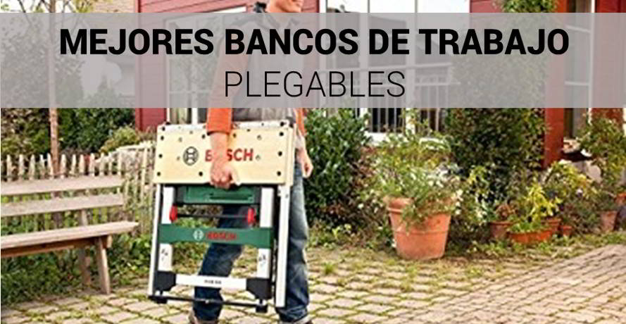 Banco de Trabajo Plegable