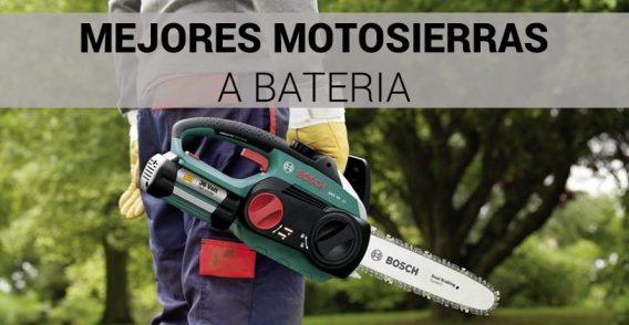 Motosierra a Batería