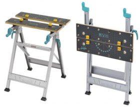 mesa de trabajo aluminio