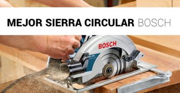 Sierra Circular Bosch