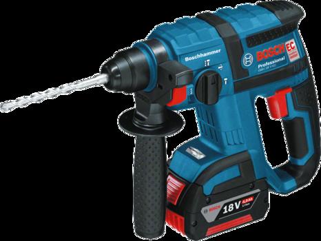 Bosch Professional GBH 18 V-EC martillo perforador