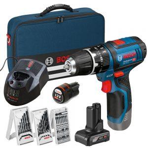 taladro Bosch Professional GSB 12V-15