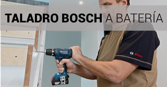 Taladro Bosch a Batería