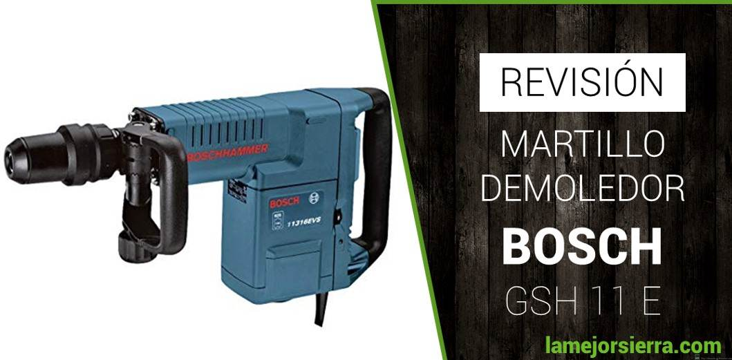 Martillo Bosch GSH 11 E