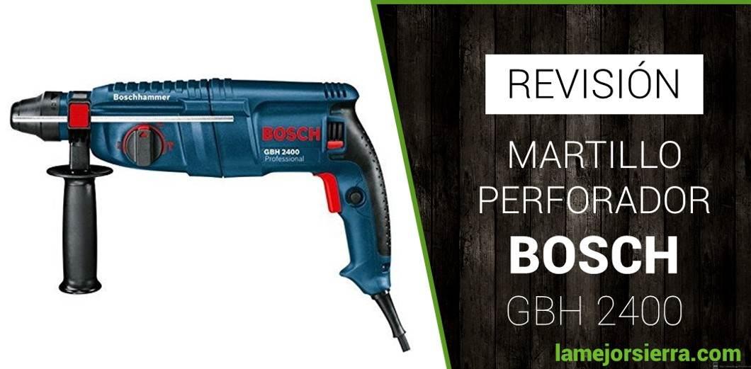 Martillo Bosch GBH 2400