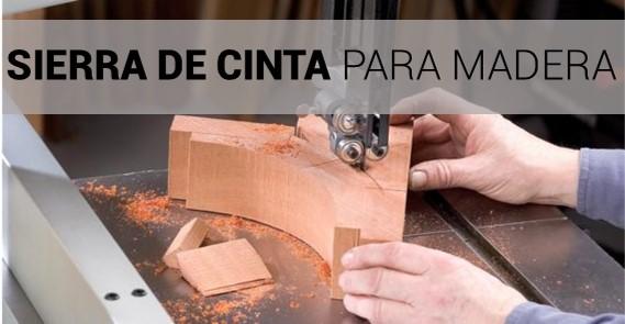 mejor sierra de cinta para madera
