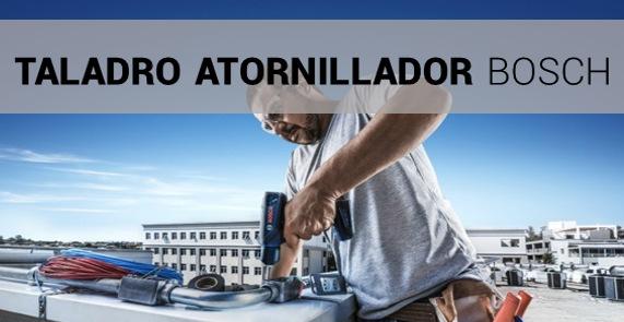Taladro Atornillador Bosch