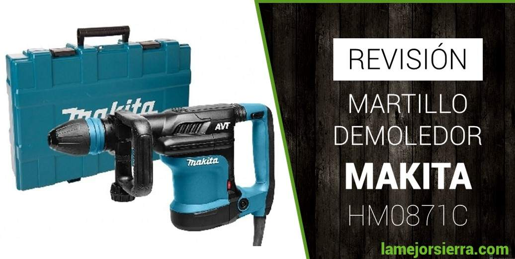 Martillo Makita HM0871C