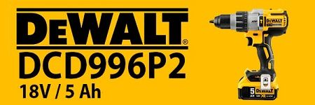 DeWalt DCD 996 P2 18V