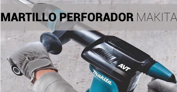 Martillo Perforador Makita