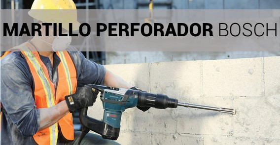 Martillo Perforador Bosch