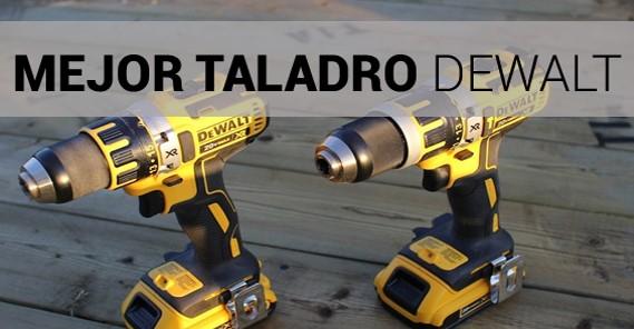 Taladro Dewalt