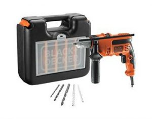 TALADRO PERCUTOR BLACK AND DECKER CD714CRSKA QSX3