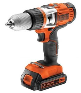 TALADRO PERCUTOR BLACK AND DECKER EGBHP188K