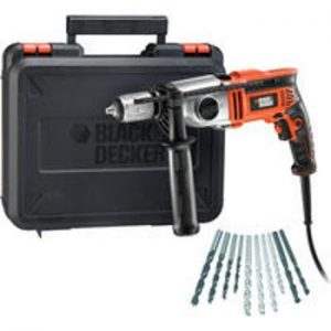 TALADRO PERCUTOR BLACK AND DECKER KR 1102 QSX2