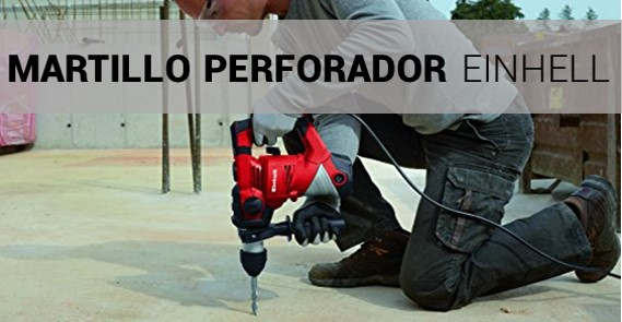 Martillo Perforador Einhell
