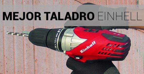 Taladro Einhell