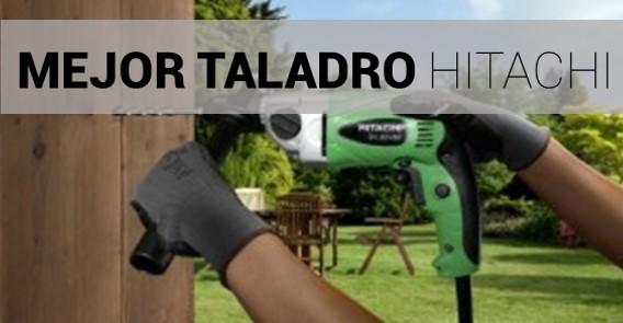 Taladro Hitachi