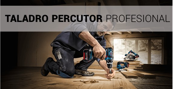 Taladro Percutor Profesional