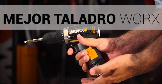 Taladro Worx