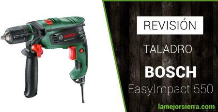Taladro Bosch EasyImpact 550