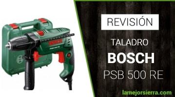 Taladro Bosch PSB 500 RE