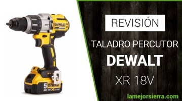 Taladro Percutor Dewalt XR 18V