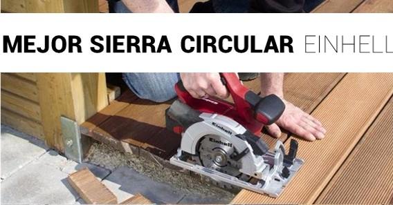 Sierra Circular Einhell