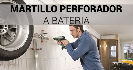 mejor martillo perforador inalambrico