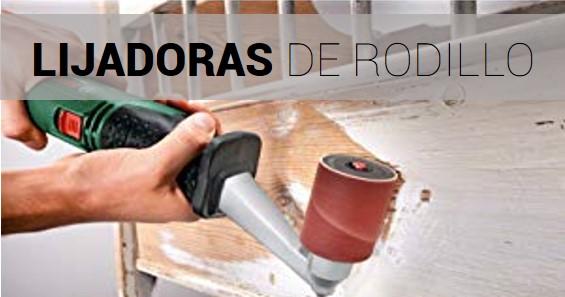 Lijadora de Rodillo