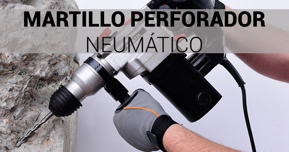Martillo Perforador Neumático