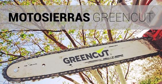 Motosierra Greencut