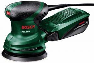 #2 Bosch PEX 220 A - Lijadora Excéntrica Muy Vendida