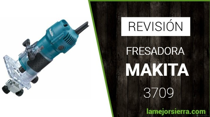 Fresadora Makita 3709