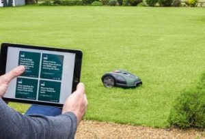 Muy Vendido Robot Cortacésped Bosch con Función de Aplicación