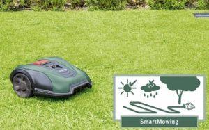 Mejor robot cortacésped Bosch - Funcion de Aplicacion