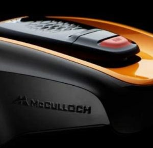 Robot Cortacésped Silencioso McCulloch - Funciones