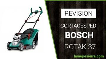 Cortacésped Bosch Rotak 37