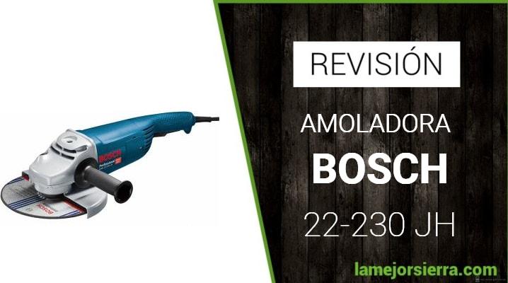 Amoladora Bosch GWS 22 230 JH